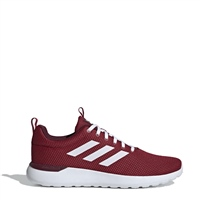 Adidas MENS LITE RACER CLN - RED/WHITE