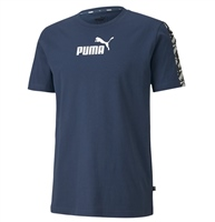 Puma MENS AMPLIFIED T-SHIRT - DARK DENIM