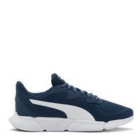 Puma MENS INTERFLEX RUNNER - NAVY/WHITE