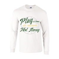 ALL INKD Play At Home, Not Away Sweat - White - Kids