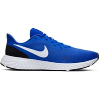 Nike Mens Revolution 5 - BLUE/WHITE
