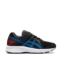 Asics Boys Jolt 2 PS Runners - BLACK/BLUE