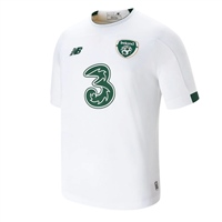 New Balance FAI Ireland Away Jersey 19/20 - White