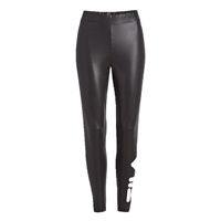 Fila WOMENS SKYLER HIGH WAIST LEGGINGS - BLACK