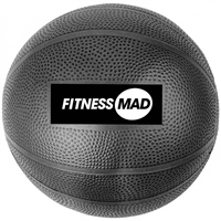 Fitness Mad MEDICINE BALL - 3KG - BLACK