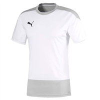 Puma Team GOAL 23 Training Jersey -  White-Gray Violet (Min. Qty 6)