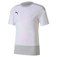Puma Team GOAL 23 Training Jersey Jr -  White-Gray Violet (Min. Qty 6)