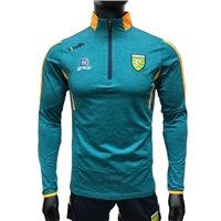 ONeills DONEGAL RAVEN BRUSHED HZ TOP - Green