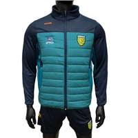 ONeills DONEGAL RAVEN L/W PADDED JACKET - Green