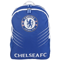 Forever Collectibles CHELSEA SPIKE BACKPACK - BLUE