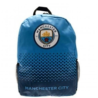 Forever Collectibles MANCHESTER CITY FADE BACKPACK - SKY