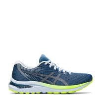Asics WOMENS GEL CUMULUS 22 - GREY/WHITE