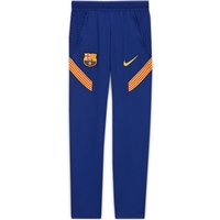 Nike BARCELONA FCB KIDS DRY STRIKE PANT KP - ROYAL/AMARILLO