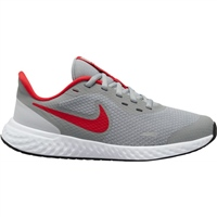Nike Revolution 5 (GS) - Grey/Red