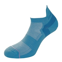 1000 Mile Trainer Linear Sock - BLUE