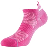 1000 Mile Trainer Linear Sock - PINK