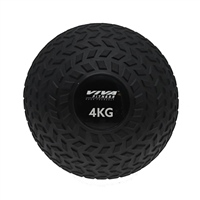 Vector X VIVA FITNESS SLAM BALL - 4KG - BLACK