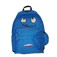 Ridge 53 MORGAN EDDIE BLUE EMOJI BACKPACK - BLUE