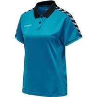 Hummel AUTHENTIC WOMAN FUNCTIONAL POLO - CELESTIAL