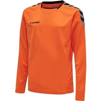 Hummel AUTHENTIC POLY JERSEY L/S - TANGERINE