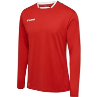 Hummel AUTHENTIC POLY JERSEY L/S - TRUE RED