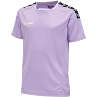 Hummel AUTHENTIC POLY JERSEY S/S - LAVENDULA