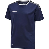 Hummel AUTHENTIC POLY JERSEY S/S - MARINE