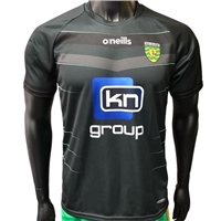 ONeills DONEGAL TRAINING JERSEY S/S - BLACK