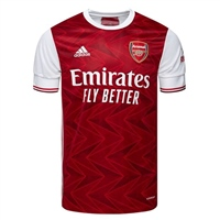 Adidas ARSENAL F.C HOME JERSEY 20/21 - KIDS - RED/WHITE