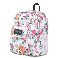 Jansport BIG STUDENT BACKPACK - 34L - FLORAL