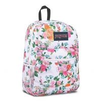 Jansport CROSS TOWN BACKPACK - 25L - FLORAL
