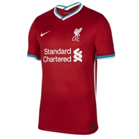 Nike LIVERPOOL FC HOME JERSEY 20/21 - RED