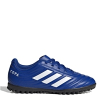 Adidas COPA 20.4 TURF TRAINERS - KIDS - ROYAL/WHITE