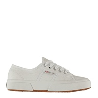Superga EFGLU ADULT SHOE - WHITE
