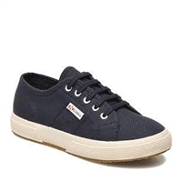 Superga JSTRAP CLASSIC - KIDS - NAVY