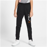 Nike KIDS CR7 TRACK PANTS KPZ - BLACK/WHITE
