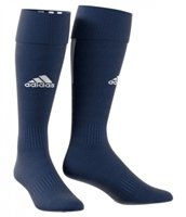 Adidas (Teamwear) SANTOS SOCK 18 - Dark Blue/White