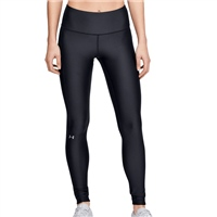 Under Armour WOMENS ARMOUR HI-RISE LEGGINGS - BLACK