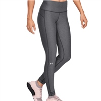 Under Armour WOMENS ARMOUR HI-RISE LEGGINGS - GREY