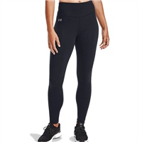 Under Armour WOMENS FAVORITE HI RISE LEGGINGS - BLACK