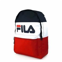 Fila ARDAM BACKPACK - NAVY/WHITE/RED