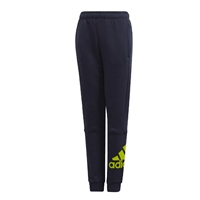 Adidas BOYS MUST HAVE BOS TRACK PANTS - NAVY