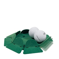 Masters DELUX PUTTING CUP - GREEN