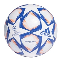 Adidas FINALE 20 UCL LEAGUE FOOTBALL - WHITE/ROYAL