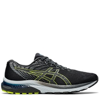 Asics MENS GEL CUMULUS 22 - GREY/LIME
