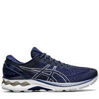 Asics MENS GEL KAYANO 27 - NAVY/GREY