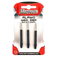 Harrows ALAMO DART SHAFTS (3) - BLACK
