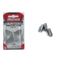 Harrows DART FLIGHT PROTECTORS (3) - SILVER