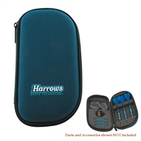 Harrows DARTS CASE - BLUE