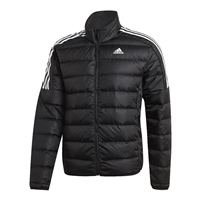 Adidas MENS ESSENTIAL DOWN JACKET - BLACK